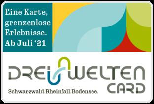 Logo Drei Welten Card
